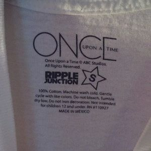 Ripple Junction Tops - Once Upon A Time T Shirt